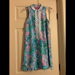 Lilly Pulitzer Jane Printed Shift Dress